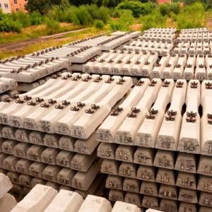 Шпалы железобетонные железнодорожные в Нижнем Новгороде